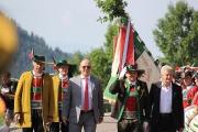 40 Jahre Schuetzenkompanie Radein Kaltenbrunn 10