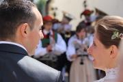 Hochzeit Marketenderin Marina und Andreas 7