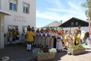 Kirchtag Einweihung Altenwohnheim Malayer 11