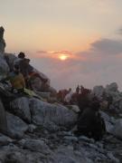 Sonnenuntergangskonzert Weisshorn 10