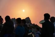 Sonnenuntergangskonzert Weisshorn 7